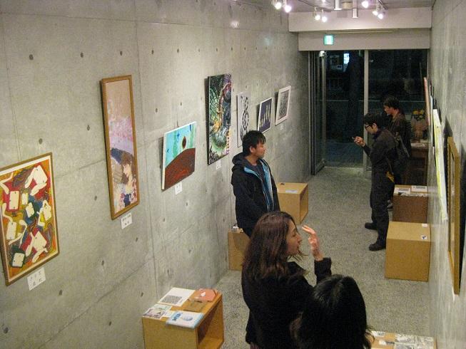 LA CAVE展2015春01