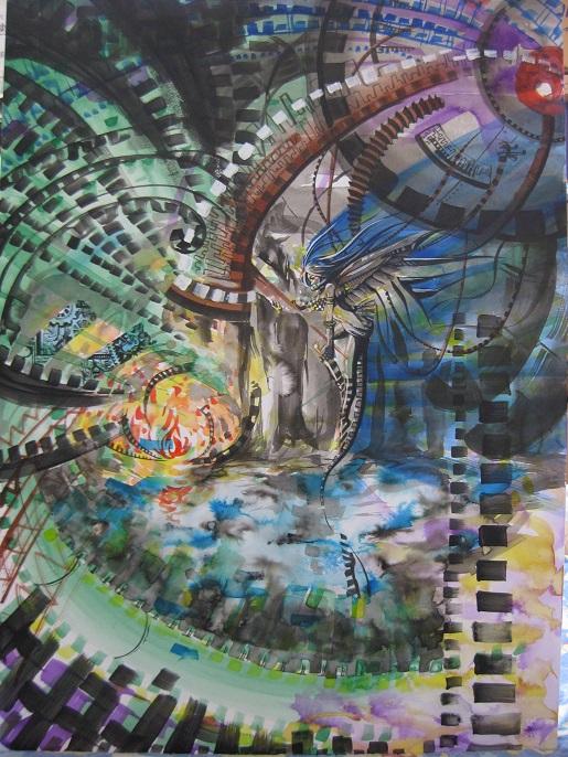 『RHYTHM』 2015年3月18日 アルバムMASTER OF PUPPETS / METALLICAより ブログ用03