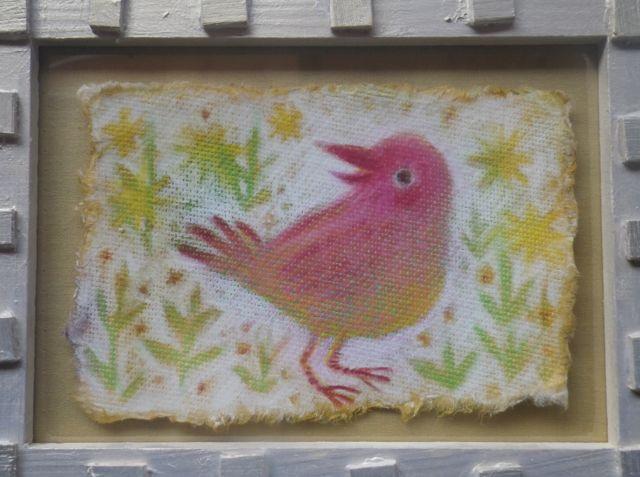 はつまる・春の小鳥