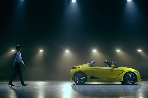 Hondaの自信作『S660』の乗り方を説明したノリセツが面白いと話題に