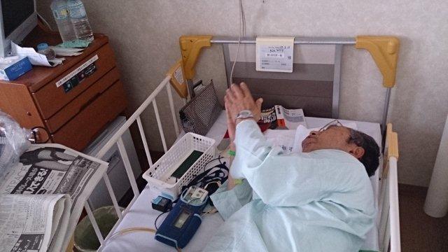 入院中の生活-1