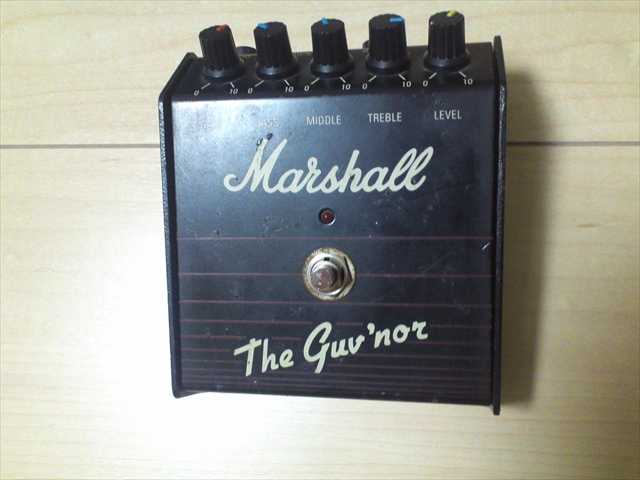 Marshall The Guv'nor