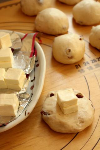 ピーカンクリチのクッキーパン3