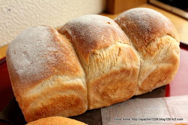 もち小麦のパン5