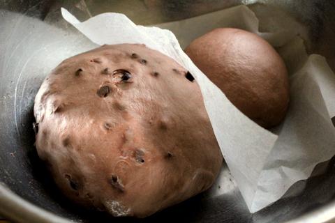 チョコベリーブレッド2