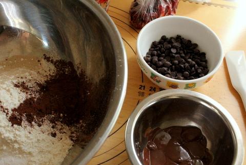 チョコベリーブレッド1