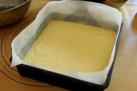 カッテージチーズケーキ5