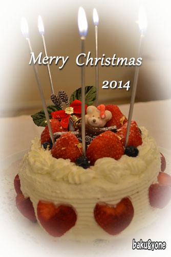 2014メリークリスマス