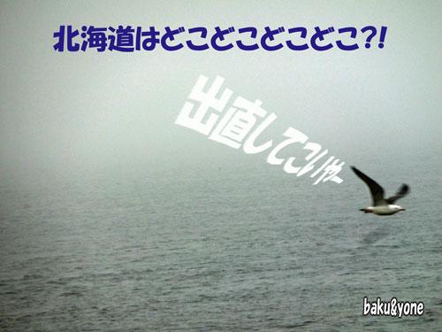 北海道はどこ