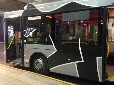 環状無料バス、キャット