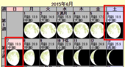 2015-06_月齢カレンダー