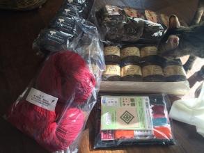 毛糸福袋1