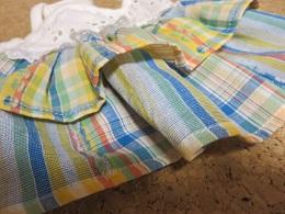 2段キャミ裾