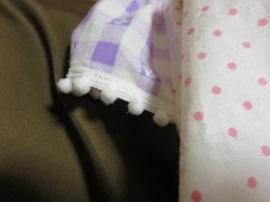 スモッグ袖