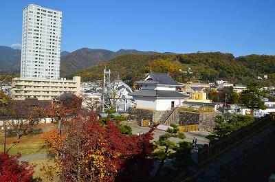 舞鶴城稲荷櫓