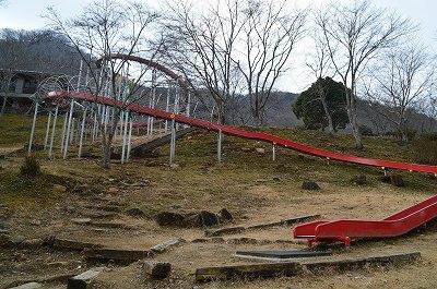 全長351mのスライダー