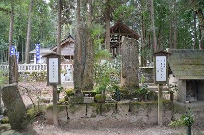 武蔵のお墓