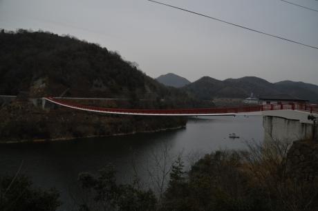 これが夢のつり橋