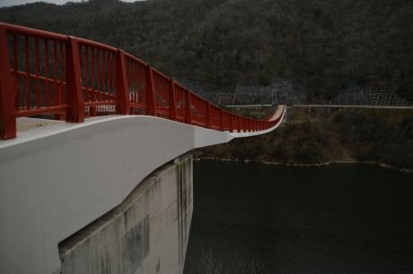 夢のつり橋渡口