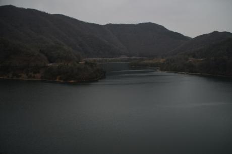 八田原ダム湖