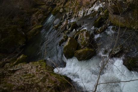 帝釈峡の断魚渓