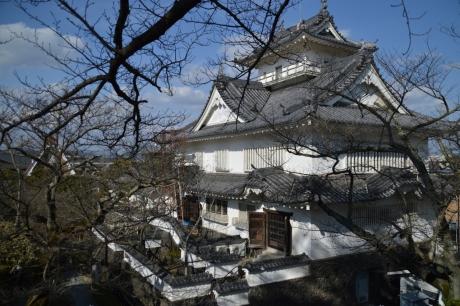 耕三寺のお城