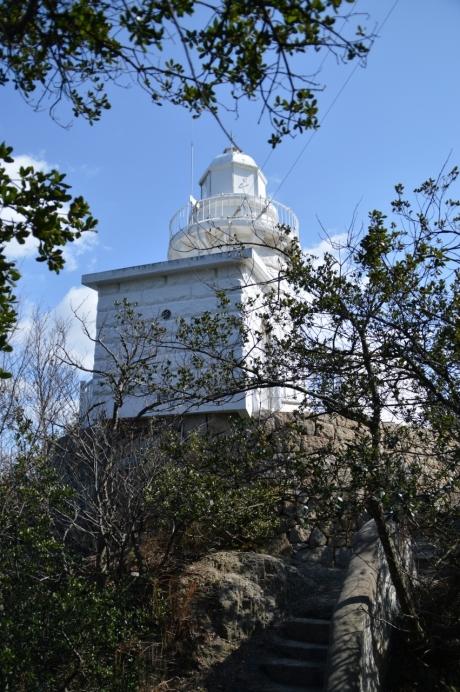 大浜崎灯台