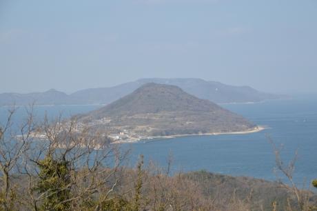 男木島も見えてる