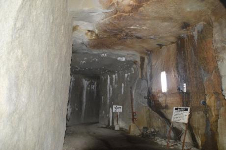 凄い洞窟である