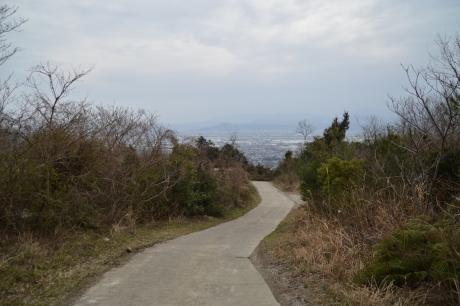 絶望的な登りの大山寺