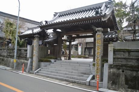 第十三霊場大日寺