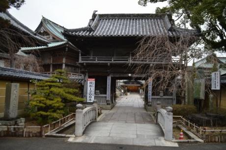 第十九霊場立江寺
