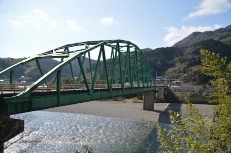 半分だけアーチ橋