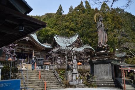 第三十五霊場清滝寺