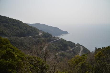 曇りの県道7号