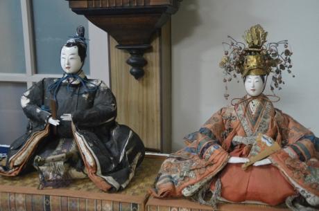 江戸時代のおひな様