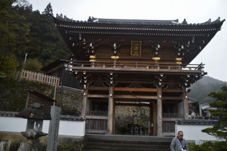 第四十二霊場仏木寺
