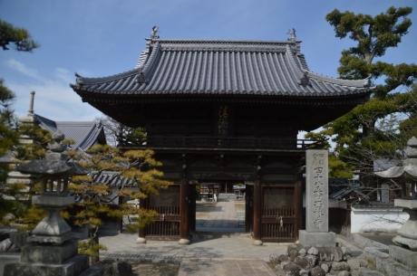 12第四十八霊場西林寺