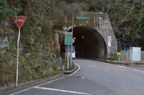 12峠の出番を奪ったトンネル