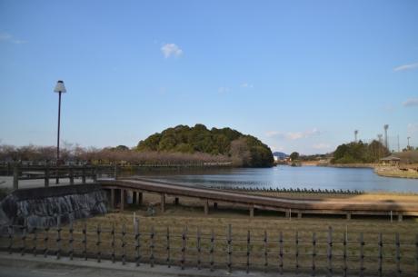 12亀鶴公園にて