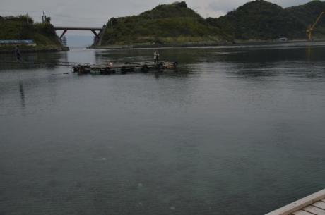 10日本一狭い?細木運河