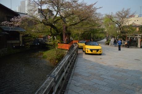 14京都らしい雰囲気辰巳橋