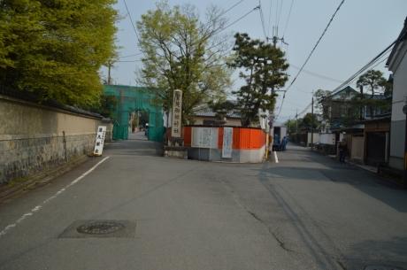 26ここを左に行くと下鴨神社