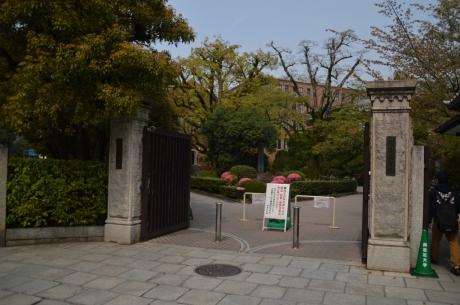 31歴史ある建物、同志社大学