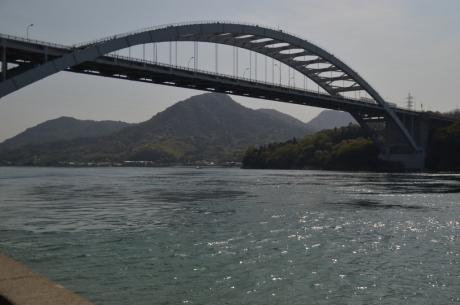 4隠れた大三島橋展望場所
