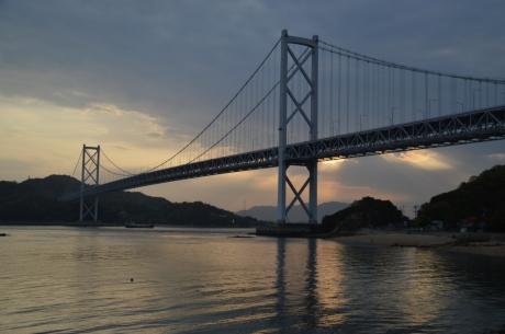 16さよなら因島大橋
