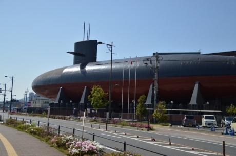 22てつのくじらことあさしお型潜水艦