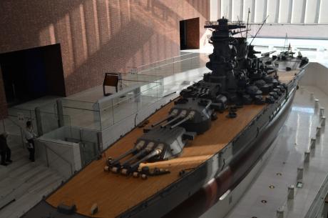 30最上甲板が木製