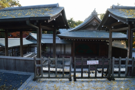 8岡崎城二の丸能楽堂