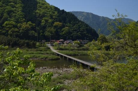 3広島にも沈下橋